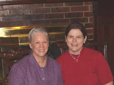 Cherylyn & Lori 2006